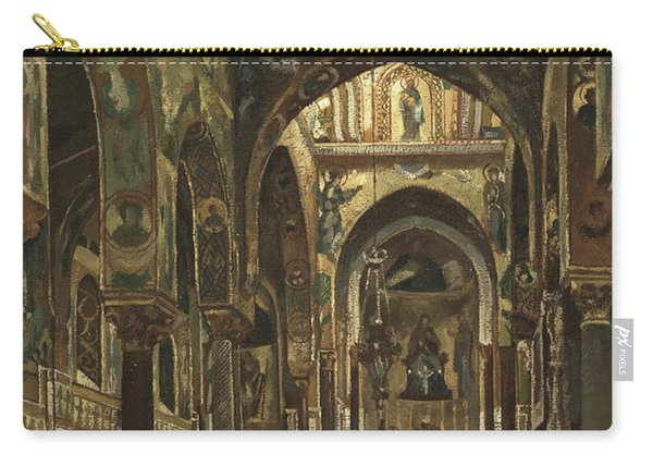 Cappella Palatina, Palermo  Carry-all Pouch