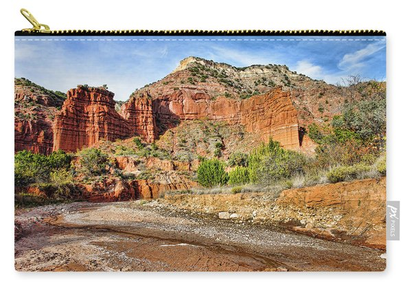 Caprock Canyon Carry-all Pouch