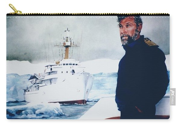 Capt Derek Law Carry-all Pouch