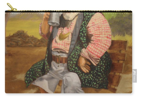 Captain Terry Carry-all Pouch