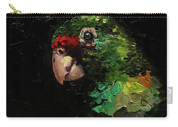 Captain The Parrot Carry-all Pouch