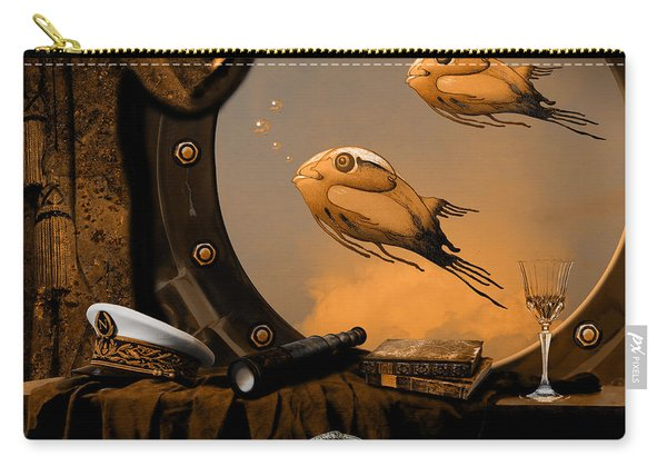 Captan Nemo's Room Carry-all Pouch