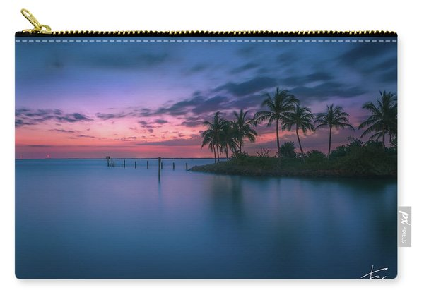 Captiva Sunset Carry-all Pouch