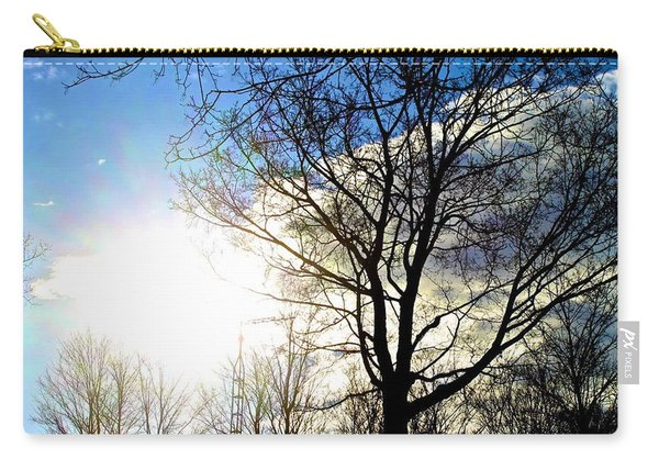 Capturing The Morning Sun Carry-all Pouch