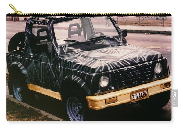 Car Art Carry-all Pouch
