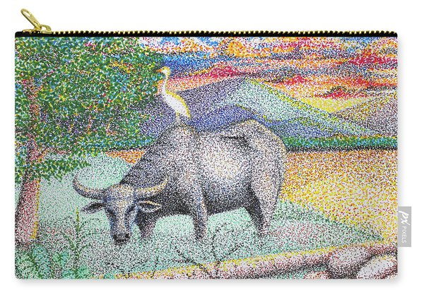 Carabao Carry-all Pouch