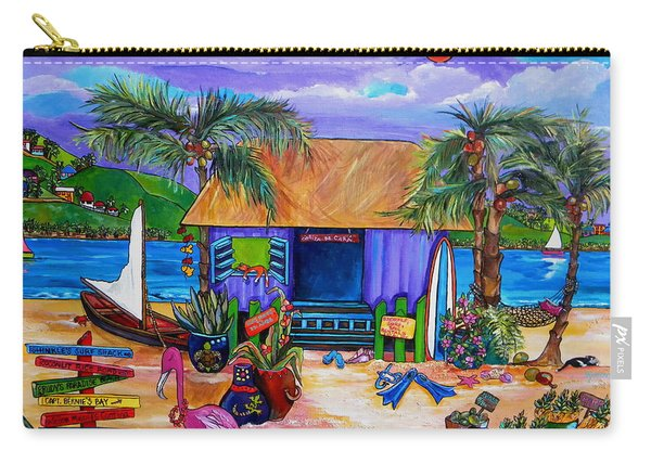 Cara's Island Time Carry-all Pouch