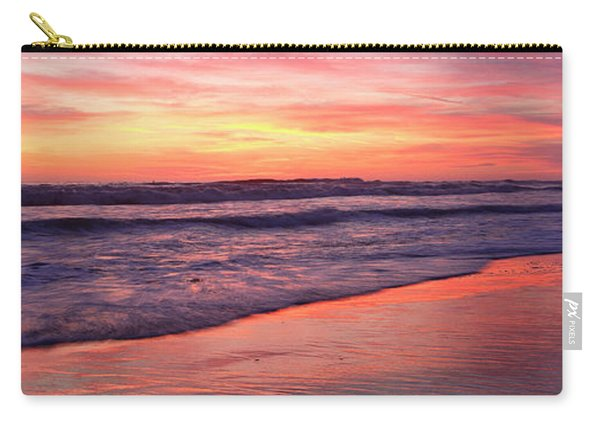 Cardiff Waves Carry-all Pouch