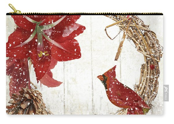 Cardinal Holiday II Carry-all Pouch