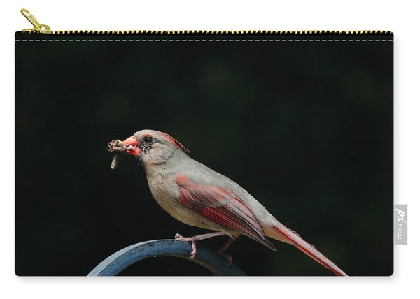 Food For Her Children Carry-all Pouch