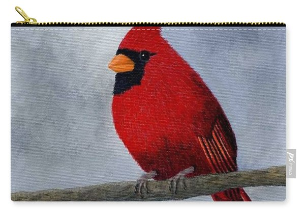 Cardnial Carry-all Pouch