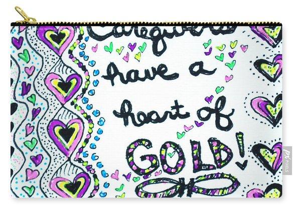 Caregiver Joy Carry-all Pouch