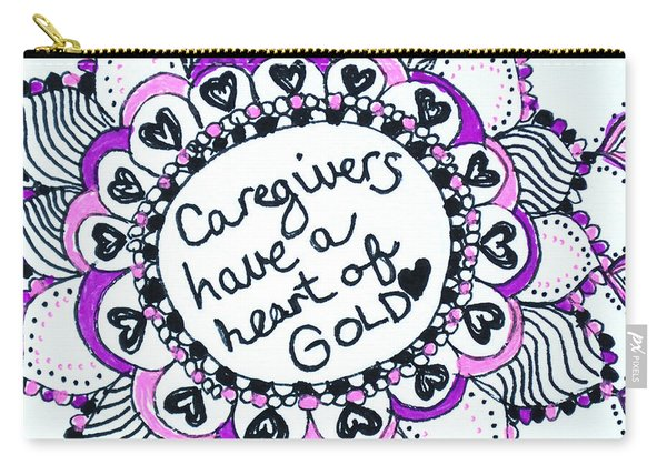 Caregiver Sun Carry-all Pouch
