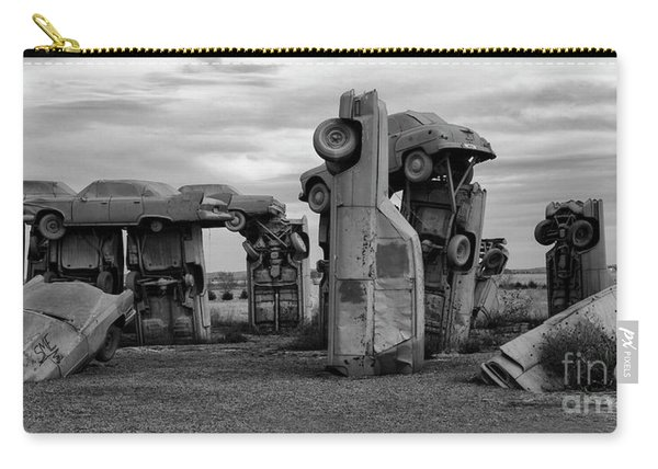 Carhenge Nebraska 17 Carry-all Pouch