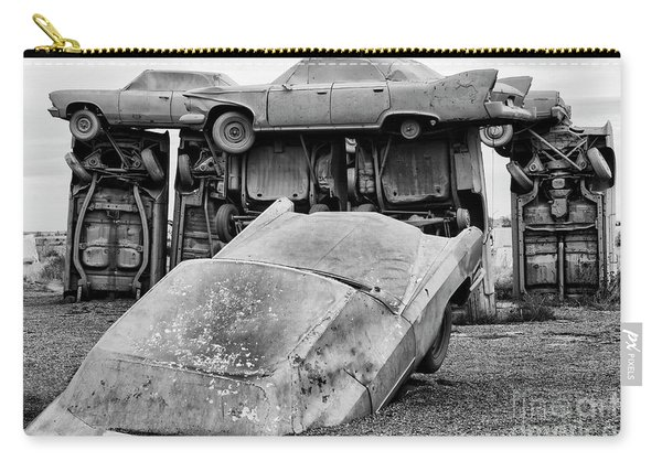Carhenge Nebraska 24 Carry-all Pouch