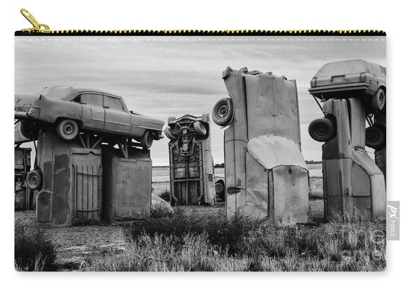 Carhenge Nebraska 11 Carry-all Pouch