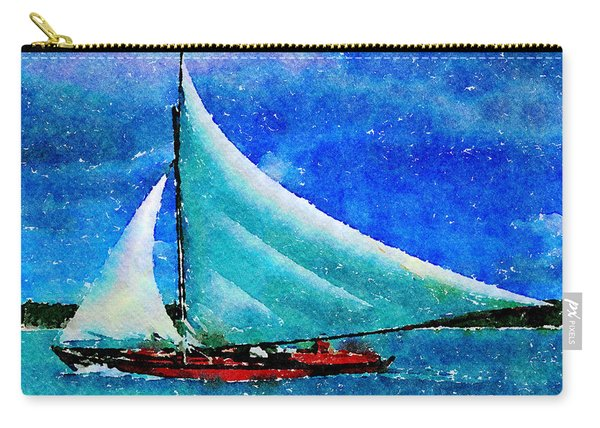 Caribbean Dream Carry-all Pouch