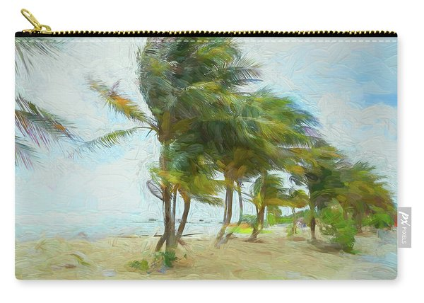 Caribbean Getaway Carry-all Pouch