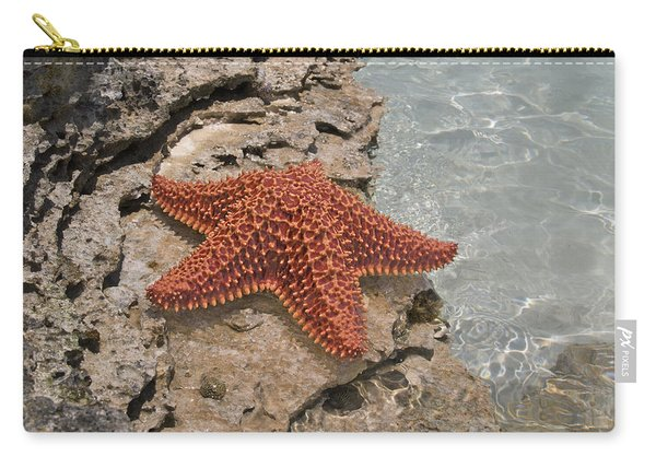 Caribbean Starfish Carry-all Pouch