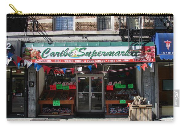 Caribe Supermarket Carry-all Pouch