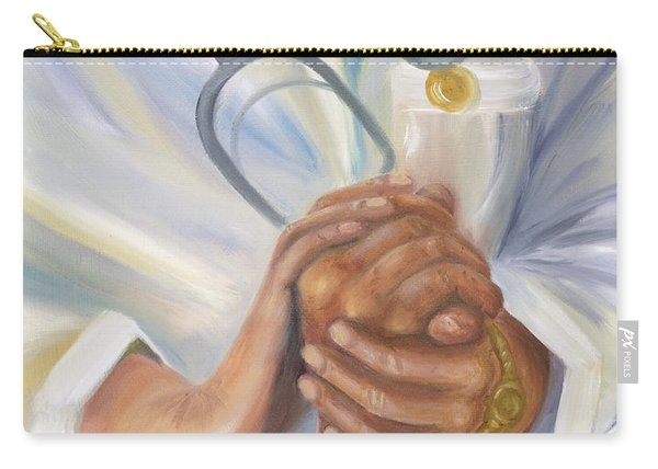 Caring A Tradition Of Nursing Carry-all Pouch