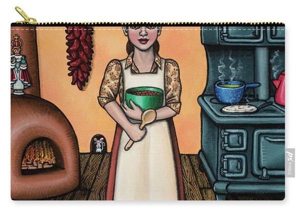Carmelitas Kitchen Art Carry-all Pouch
