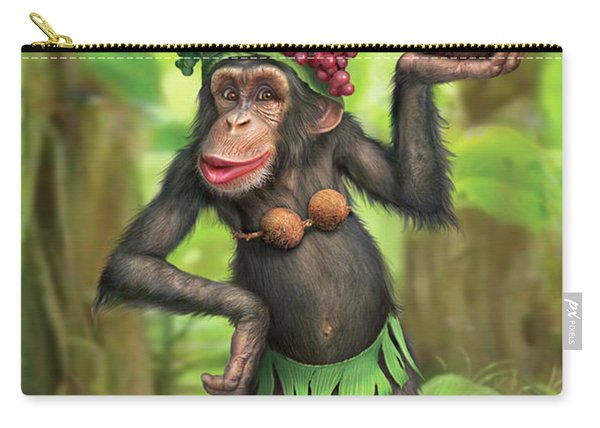 Carmen Coconuts Carry-all Pouch