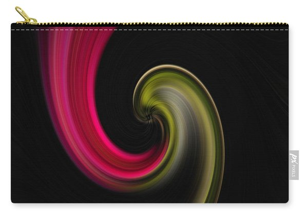 Carnation Twirl Carry-all Pouch