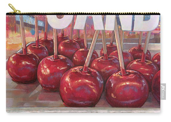 Carnival Apples Carry-all Pouch
