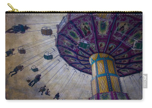 Carnival Ride At The Fair Carry-all Pouch