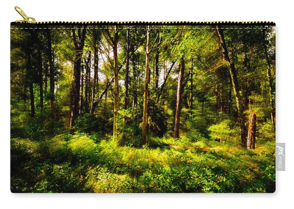 Carolina Forest Carry-all Pouch