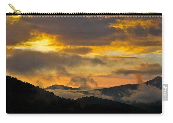 Carolina Sunset Carry-all Pouch