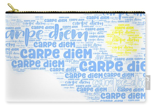Carpe Aestatem Carry-all Pouch