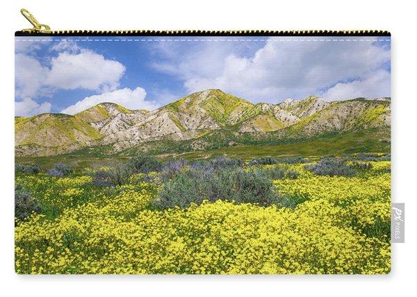 Carrizo Spring Carry-all Pouch
