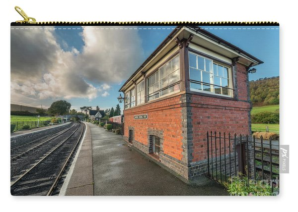 Carrog Signal Box Carry-all Pouch