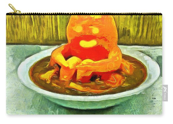 Carrot Bath Time - Da Carry-all Pouch