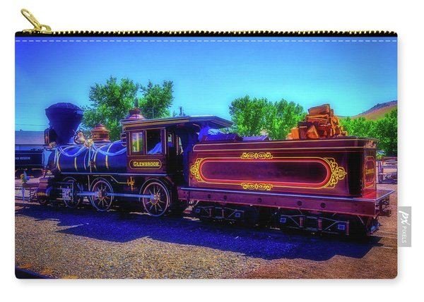 Carson City Glenbrook Locomotive Carry-all Pouch