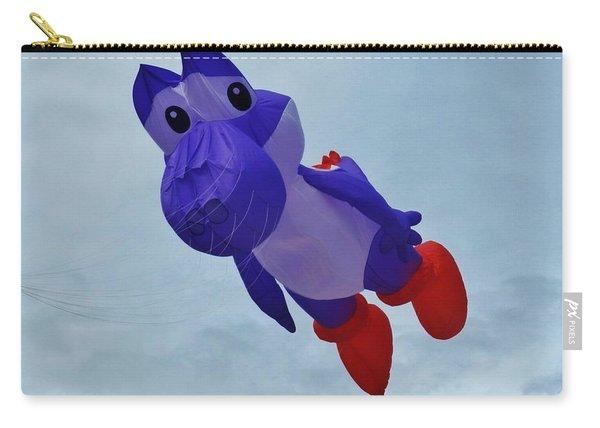 Cartoon Kite Carry-all Pouch