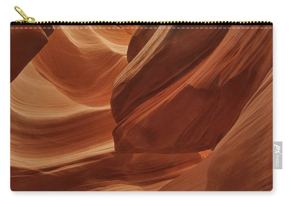 Carved By Water Carry-all Pouch