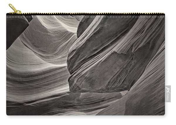 Carved By Water Tnt Carry-all Pouch