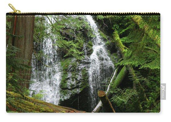 Cascade Falls - Orcas Island Carry-all Pouch
