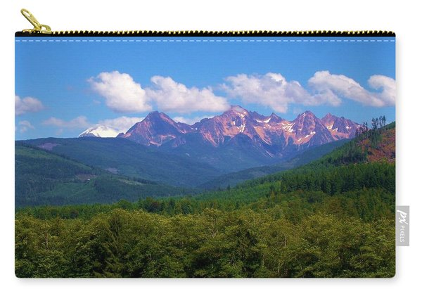 Cascade Sisters Carry-all Pouch