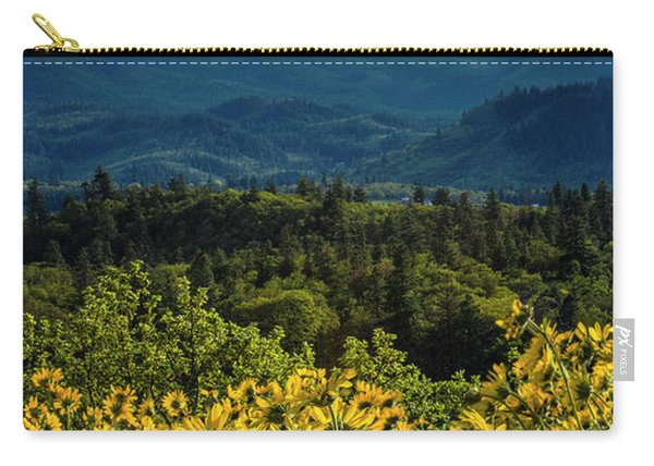 Cascade Spring Carry-all Pouch