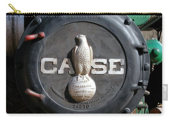 Carry-all Pouch featuring the photograph Case Cover by Joseph R Luciano