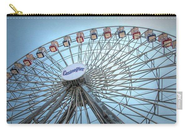 Casino Pier Ferris Wheel Carry-all Pouch