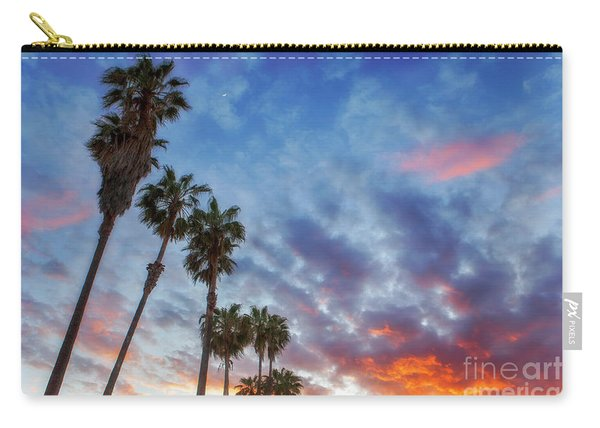 Casitas Palms Carry-all Pouch
