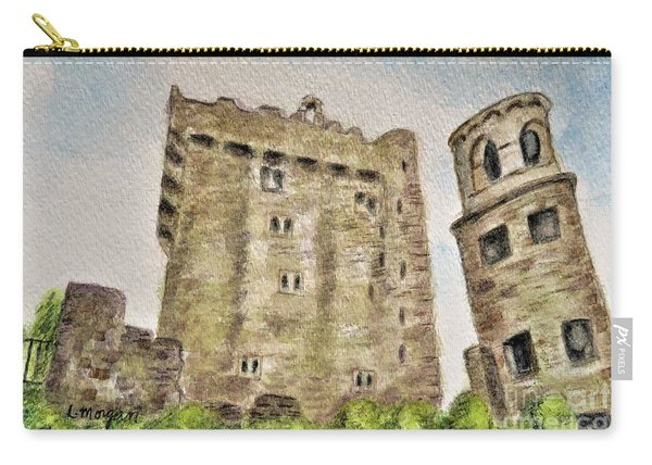 Castle Blarney Carry-all Pouch