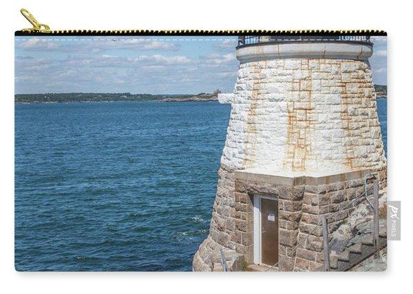 Castle Hill Lighthouse Newport Rhode Island Carry-all Pouch