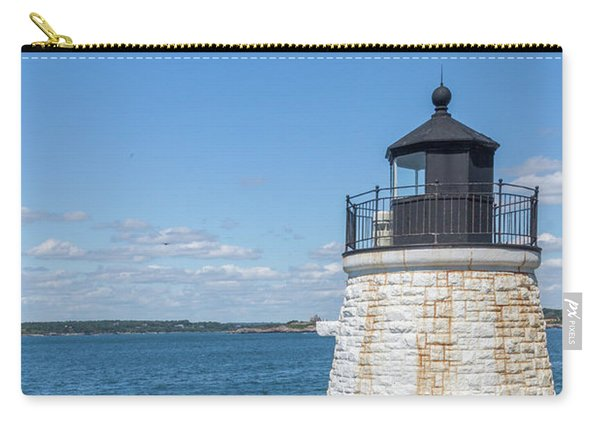 Castle Hill Lighthouse Newport Rhode Island Carry-all Pouch