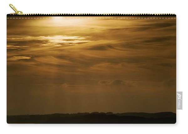 Castle Stalker At Sunset, Loch Laich Carry-all Pouch